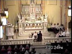 Traditional Catholic Wedding Mass -- Washington, D.C.; 14 May 2011