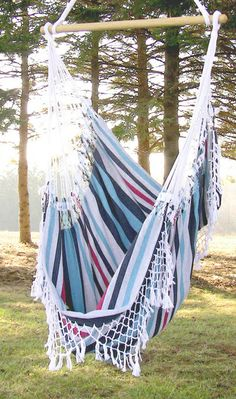 Brazilian Hammock-- investing in one of these would be so prime so i could read comfortably outside