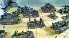 American 4th Armored Div tank company for Flames of War