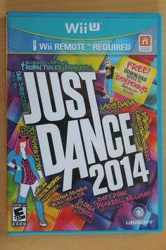 "My ""Wii U Just Dance 2014″ Giveaway 