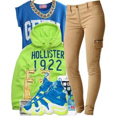 Nov. 2 2k13 by xo-beauty on Polyvore featuring Victoria's Secret, adidas and Hollister Co.