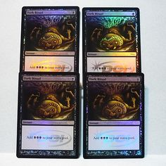 Magic Cards - Super pack muy raro en perfectisimas condiciones!!!! Foil Promo