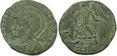 City of Constantinople Commemorative, 330 - 331 A.D.