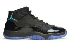 $119.99 Air Jordan 11 Gamma Blue Black/Gamma Blue-Varsity Maize 378037-006 http://www.jordanreleases2014.com/