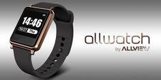 Allview Allwatch – ceasul inteligent care-ți ascultă inima Smart Watch, Gadgets, Mai, Turquoise, Smartwatch, Appliances