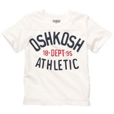 Short-Sleeve Graphic Athletic Tee