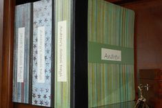 School Years Memory Book Tutorial and Free Printables