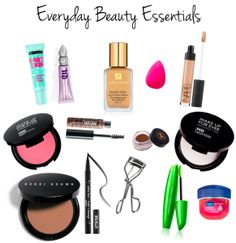 Such a good explanation of an easy everyday beauty routine. I want all of these products!!