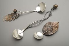 paulette werger Developing a spoon problem