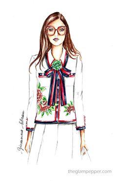 Tendenze moda|Una moda con i fiocchi | http://www.theglampepper.com/2016/05/13/tendenze-modauna-moda-fiocchi/