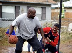 I admire and appreciate what Shaquille O'Neal was attempting to do when he recently surprised a group of young black boys in Florida and challenged them to a friendly game of basketball with Gainesville police officers.