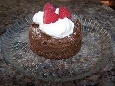 To HCG....and Back!: R4 P3 D5....Chocolate Coconut Macadamia Mug Cake!