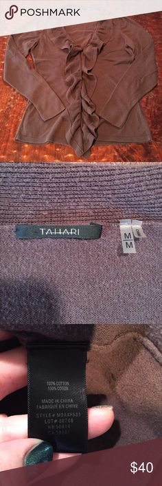. . Tahari Sweaters Cardigans