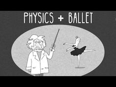 "The physics of the ""hardest move"" in ballet - Arleen Sugano, What a fun way of explaining a difficult concept! This video is by my first ballet teacher's daughter :) Shall We Dance, Lets Dance, Fouette Turns, Ted Videos, Famous Ballets, Ballet Moves, Ballet Feet, Nerd, Science Facts"