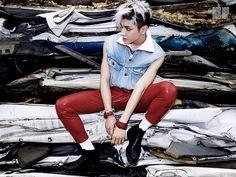 Taeyong | NCT - Fire Truck