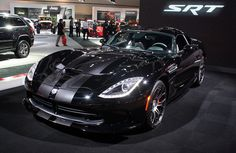 2013 Dodge Viper SRT. Awesome American Supercar!