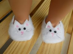 Doll Slippers