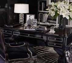 Study - Ralph Lauren Home Collection
