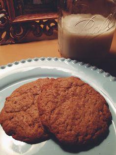 simply indecisive: no flour peanut butter cookies