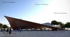 Justice House, Lagodekhi, 2011 - Tengo Van Buuren