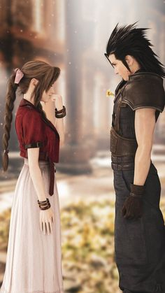 #HarryPotterGamesOnline Final Fantasy Crisis Core, Final Fantasy Cloud, Final Fantasy Vii Remake, Fantasy Series, Fantasy World, Zack Fair, Final Fantasy Collection, Human Poses Reference, Cloud And Tifa