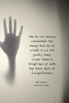 Quote by Neil Gaiman from American Gods