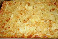 No Bake Cake, Macaroni And Cheese, Food And Drink, Apple, Baking, Ethnic Recipes, Cakes, German Recipes, Kiwi
