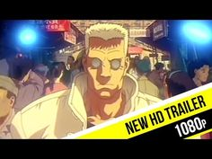 Ghost in the Shell (1995) - Official Trailer HD - YouTube