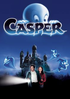 Monday Movie Night at the Logan Library - Casper, Monday, October 3, 2016 at 6:30 pm in the Jim Bridger Room. A paranormal expert and his daughter bunk in an abandoned house populated by three mischievous ghosts and one friendly one. Rated PG. Free popcorn provided.
