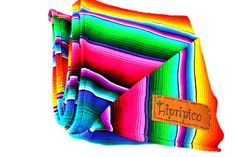 Tribal Blanket  Handmade in Guatemala  #giveback #handmade #guatemala #artisans #tribal #bright #travel #blanket #homedecor #homefurnishings #bedroom #tablecloth Ethnic Chic, Beach Towel, Tea Towels, Exterior Design, Home Furnishings, Coin Purse, Beets, Presents, Beach Blanket