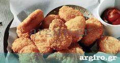 Κοτομπουκιές με σως γιαουρτιού και ανάμεικτη σαλάτα από την Αργυρώ Μπαρμπαρίγου