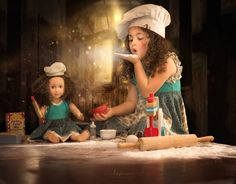Bake Composite (PC) Photoshop Tutorial, Composition, Photoshop Edits, Kids, Pictures, Photography, Inspiration, Collection, Witches