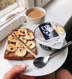 healthy snacks - Image in Brunch collection by cinderelamodernizada Healthy Meal Prep, Healthy Snacks, Healthy Eating, Brunch, Food Goals, Aesthetic Food, Food Cravings, Food Inspiration, Love Food