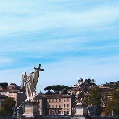 """Instagram'da Onur Erol: """"Per me, Roma è la città bella del mondo... Benim için dünyanın en güzel şehridir Roma...  #buonasera #iyiakşamlar (photo by me)"""""""