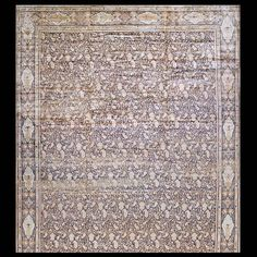 Senneh Rug - 3354 | Persian Formal 12' 0'' x 22' 6'' | Blue, Origin Persia…