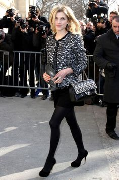 Clemence Poesy, Chanel