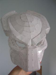 Alien Vs Predator, Predator Cosplay, Predator Costume, Predator Mask, Dark Halloween Makeup, Pepakura Helmet, 3d Sidewalk Art, Eva Foam Armor, Architecture Drawings