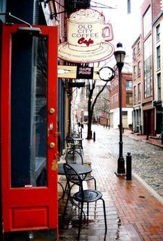 Old City Coffee, Philadelphia