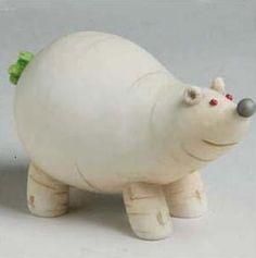 Radish Polar Bear
