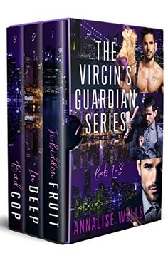 The Virgin's guardian Complete Series - a virgin and contemporary romance by [Wells, Annalise]