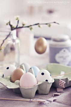 Ostereier bemalen * Ostern