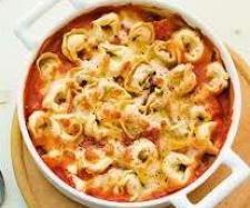 Rezept Tortellinigratin der Beste von Jennifer27 - Rezept der Kategorie Hauptgerichte mit Gemüse