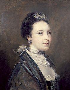 Portrait of a Lady,   Joshua Reynolds