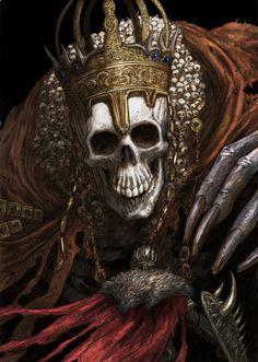 Dark Souls,фэндомы,High Lord Wolnir,DSIII персонажи,Dark Souls 3,Ashen One