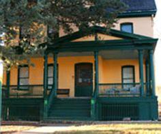 Officer Quarters, Barracks. Fort Whipple Museum, Prescott AZ @ VA Hospital…