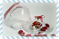 Broche galletita muñeco gengibre love labellanuvoletta@gmail.com  si te gusta y quieres comprarlo no dudes en escribirme Gingerbread, Houses, Love, Christmas Ornaments, Holiday Decor, Home Decor, Xmas, Homes, Xmas Ornaments