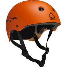 Pro Tec Skateboard Helmet ACE Matte Blue With KNEE//ELBOW//WRIST PADS Sz L