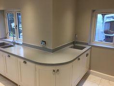 Corian Solid Surface, Corner Bathtub, Bathroom, Washroom, Corner Tub, Bathrooms, Bath, Bathing, Bath Tub