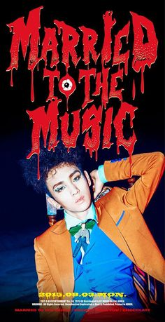 """Check out SHINee's eye-catching individual teaser photos & details about repackaged album 'Married To The Music'! 