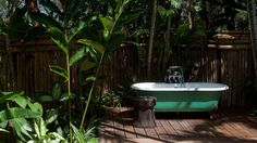 The World's Best Outdoor Bathtubs | Outside Online